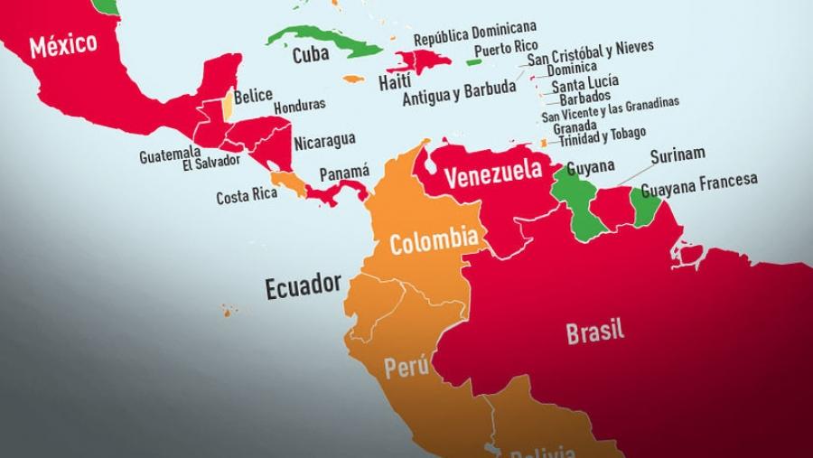 Cuba Mapa Del Mundo.Mapa El Estatus Legal Del Aborto En El Mundo En 2018 Cuba Si
