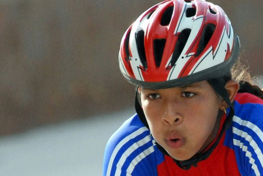 Cuban cyclist Arlenis Sierra recovers after accident in Italy
