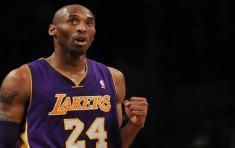 Kobe Bryant jugó 20 temporadas con Los Angeles Lakers en donde se consagró como uno de los jugadores más emblemáticos de la NBA.