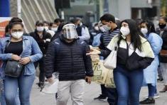 Perú es el segundo país en América Latina con más casos de la Covid-19, detrás de Brasil. Foto: Xinhua