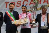 Acreedora de su segundo título en línea del Giro a La Toscana, Sierra sumó 40 puntos a su acumulado del ranking Mundial.