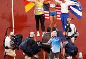 El campo y pista ha rendido buenos performances en Tokio, con una plata y dos bronces.