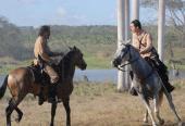 El mayor se filmó en locaciones reales camagüeyanas, muchas de las cuales atestiguaron pasajes protagonizados por  Ignacio Loynaz.