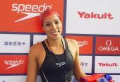 Elisbet Gámez busca emular o mejorar sus mejores registros para materializar su sueño olímpico.