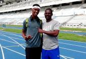 Jordan ha sito tutorado por Ponce desde su entrada al equipo nacional en 2016. Foto: Tomada de Deporcuba.