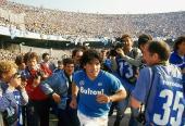 El estadio San Paolo de Nápoles se llamará Diego Armando Maradona en homenaje al Pibe de Oro.