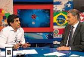 En De zurda junto a Víctor Hugo Morales, un espacio de convergencia y progreso en materia de fútbol y otros temas.