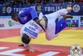 Iván Silva es el judoca de mayores opciones de podio de la escuadra masculina.