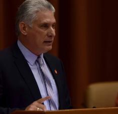 El mandatario cubano instó a trabajar con rigor y responsabilidad en el desarrollo de nuestra nación. Foto: Omara García/ACN