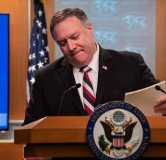 """El Departamento de Comercio de EE.UU. dijo que agregará seis personas, incluidos cinco científicos nucleares iraníes, y 18 corporaciones a la """"Lista de entidades"""" de EE.UU. por ayudar al programa nuclear de Irán."""