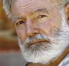 Durante tres jornadas, el evento teórico rememorará los 60 años de la desaparición física del autor de El viejo y el Mar. Foto: Archivo/RHC.