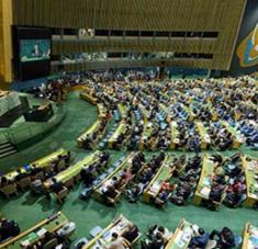 ONU cuenta con un presupuesto mayor, luego de varios desacuerdos y largas horas de negociaciones. Foto: Archivo/RHC.