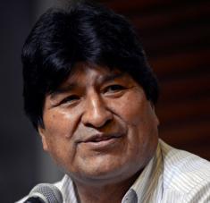 """La medida se ordena por el """"caso audio"""", en el que se acusa al mandatario depuesto de haber aupado, presuntamente, """"el bloqueo de alimentos y cerco a las ciudades capitales"""" en el país suramericano, después del golpe de Estado. Foto: Reuters."""