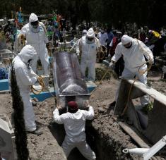 Los países latinoamericanos en conjunto suman un total 2.16 millones de contagios, siendo el actual epicentro mundial de la pandemia. Foto: Reuters.