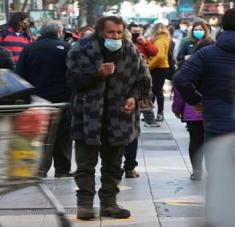América Latina registra un total de 6.2 millones de contagios y 246.315 fallecidos por coronavirus. Foto: EFE