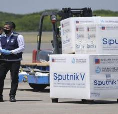 Argentina acordó con Rusia la adquisición de otras 5 millones de dosis de Sputnik V para enero y otras 14.7 millones para febrero. Foto: @msalnacion