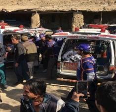 La comunidad Hazara ha sido un objetivo frecuente del EI, talibanes y diferentes grupos paramilitares del sunnismo musulmán. Foto: EFE