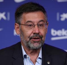 Las autoridades sospechan que el club azulgrana pagó a empresas para desprestigiar a los adversarios políticos de la junta directiva que cesó el año pasado. Foto: Reuters.