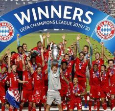 Los alemanes alzaron su sexta orejona, y se verán las caras con el Sevilla por el título de la Súper copa de Europa.