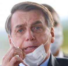 El mandatario brasileño hizo referencia a la reciente salida de EE.UU. del organismo mundial de salud.