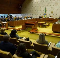 Los magistrados del Tribunal Supremo Federal de Brasil tendrán el futuro de la próxima Copa América en sus manos. Foto: EFE