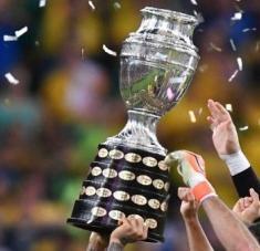 Conmebol anunció que el torneo se disputará en Brasil ante el descarte de las sedes originales, Colombia y Argentina. Foto: EFE