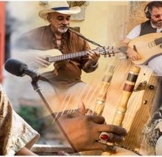 Cubanos como el tresero Pancho Amat, el pianista Roberto Carcassés y la cantante Teté García Caturla, junto a otra decena de artistas de la nación antillana y de países como Estados Unidos, Japón, Líbano, Mali y Brasil, aparecen en este video musical que comenzó a filmarse en un viaje de Johnson a la isla en 2015.