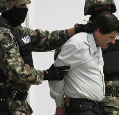 La defensa del capo mexicano presentó la moción ante la corte de apelaciones del segundo circuito de Nueva York. Foto: Reuters.