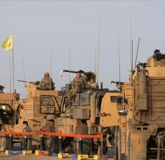 De acuerdo con el Ejército estadounidense, la medida está destinada a garantizar la seguridad de las fuerzas de la coalición. Foto: Reuters