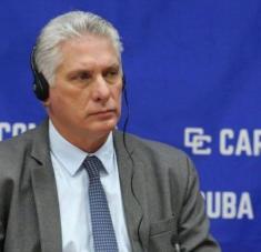 """El alto dignatario cubano sostuvo, además, que la vitalidad del mecanismo Caricom-Cuba se mantienen """"tras 48 años de relaciones bilaterales fructíferas"""". Foto: @Caricom_Cuba"""