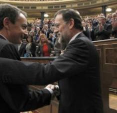 En España se configuró un panorama electoral que ha estado dominado por el bipartidismo, protagonizado por el PSOE y el Partido Popular. Foto: blogs.elpais.com