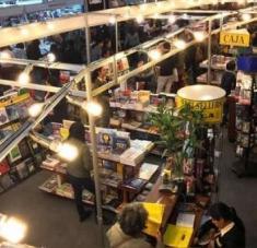 La 25 edición de la Feria Internacional del Libro de Lima se celebrará entre el 25 de agosto y el 6 de septiembre próximos. Foto: RPP