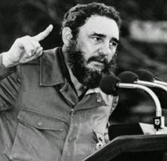 Pese al bloqueo de EE.UU., Cuba consiguió mantener su soberanía y Fidel se erigió como una figura de importancia en el contexto latinoamericano. Foto: Prensa Latina
