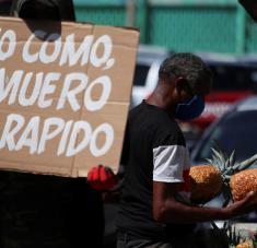 El organismo aumenta su influencia en la región gracias a créditos de emergencia solicitados por los países para enfrentar la crisis sanitaria. Foto: Reuters.