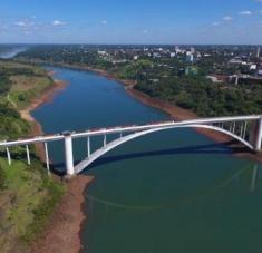 El decreto gubernamental de Brasil dispone extender hasta el 24 de octubre el cierre de sus fronteras por mar y tierra. Foto: @AndreteleSUR