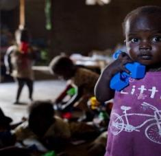 El Día del Niño Africano se celebra cada 16 de junio desde 1991 decretado por la Organización para la Unidad Africana. | Foto: UNHCP