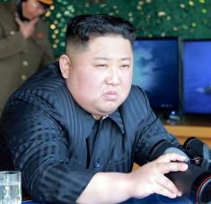 Hace unos días se informó que Corea del Norte seguía enviando grupos de hasta cinco soldados a sus puestos de vigilancia en su frontera meridional en medio de las tensiones con el país vecino. Foto: Reuters.