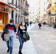 Las medidas anunciadas hoy por la Consejería de Sanidad de la Comunidad de Madrid afectarán a partir del próximo lunes a más de un millón de madrileños. Foto: Reuters.