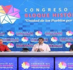 Respecto a los comicios electorales que se suscitarán en EE.UU., el presidente Maduro reiteró que sin importar quien sea el presidente los ataques no cesarán contra Venezuela. Foto: @PresidencialVE