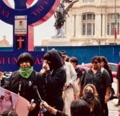 Este 8 de marzo para protestar en contra de la violencia de género, colectivos y organizaciones feministas han convocados a actos en varios países de América Latina. Foto: www.forbes.com.mx