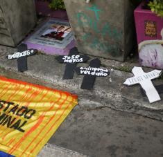 En estas matanzas fueron asesinadas 292 personas. Además, otros cinco casos se encuentran en verificación. Foto: Reuters