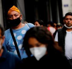 La nación latinoamericana se ubicó debajo de EE.UU. y Brasil, que registran 153.268 y 92.475 fallecimientos, respectivamente. Foto: Reuters.