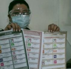 El INE informó que las elecciones estarán vigiladas por casi 3.000.000 de representantes de casilla de los partidos políticos. Foto: La Jornada