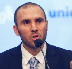 Martín Guzmán anunció que el acuerdo con los acreedores fue del 93.5 %, lo que se eleva a casi el total por aplicación de las cláusulas de acción colectivas. Foto: Reuters.