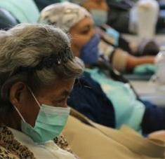 La reducción de los factores de riesgo y el diagnóstico temprano son clave para vencer la enfermedad, según recomiendan los expertos de la OMS. Foto: ONU