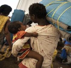 De acuerdo a los datos de Acnur, los más de 80 millones de refugiados y desplazados representa un récord en plena pandemia. Foto: @RefugeesMedia
