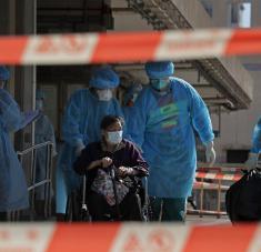 Según Tedros Adhanom Ghebreyesus, la pandemia de covid-19 es una crisis que ocurre una vez al siglo. Foto: AP.