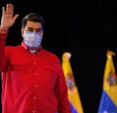 El líder bolivariano destacó la necesidad de una agenda articulada y científica para el logro de los objetivos del chavismo. Foto: EFE