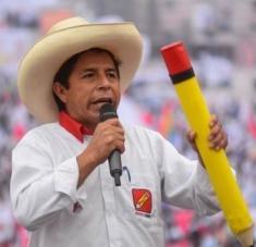 Castillo asumirá el miércoles 28 de julio como presidente de Perú. Foto: Tercera Información