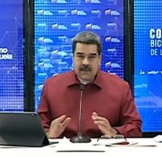 El Jefe de Estado venezolano consideró que, con su entrega, coraje e inteligencia, el pueblo es el gran intelectual colectivo de la Revolución Bolivariana. Foto: VTV